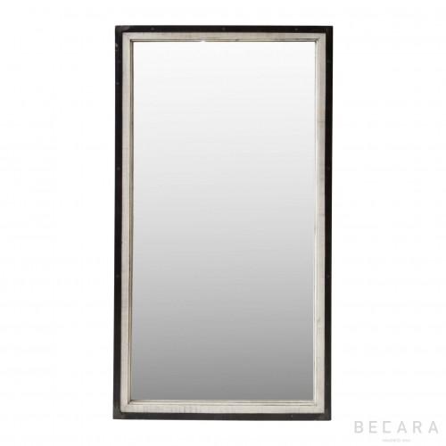 Raf rectangular mirror