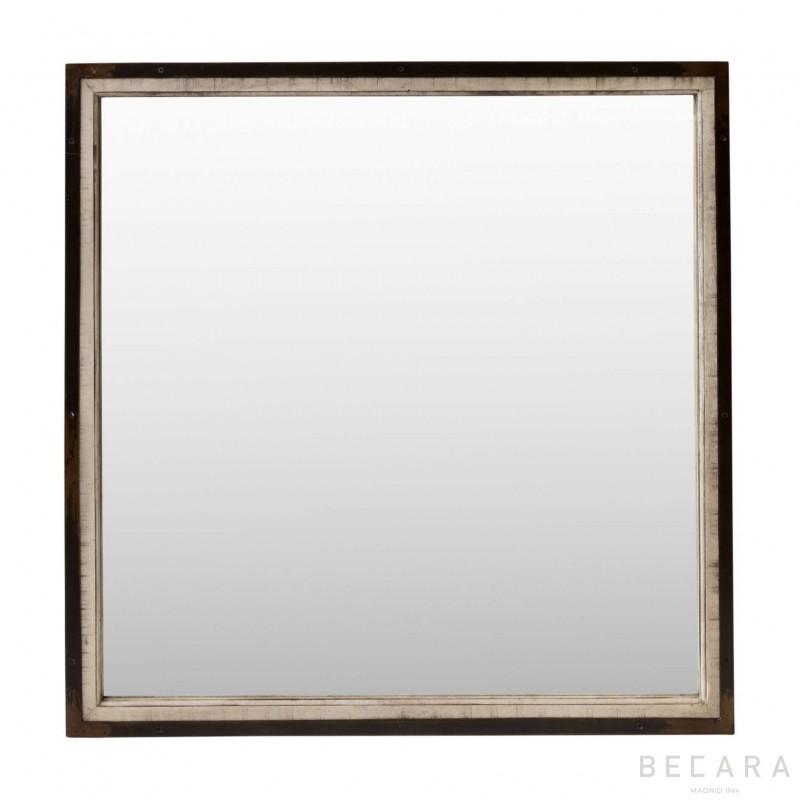 Square Raf mirror