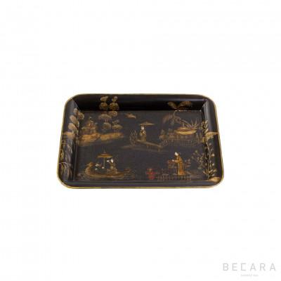 Pagoda small tray