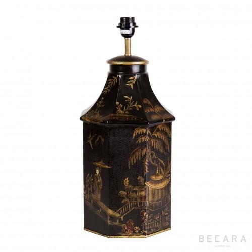 Lámpara de mesa Pagoda - BECARA