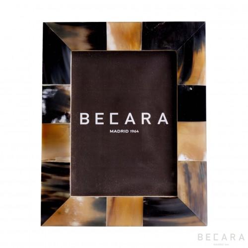 Marca de asta bicolor - BECARA