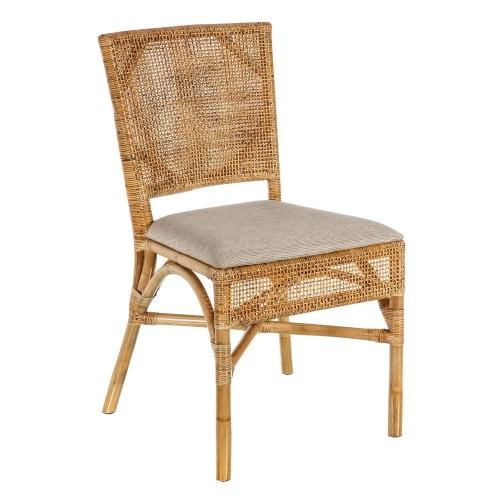Hillside beige chair
