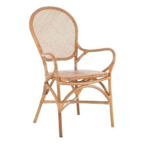 Beige Pasadena armchair