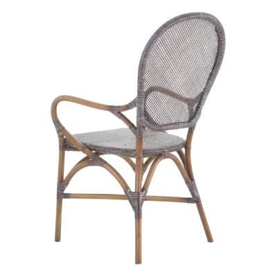 Grey Pasadena armchair