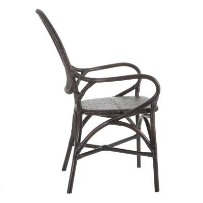 Brown Pasadena armchair