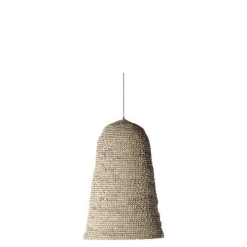 Lámpara de techo Isquia natural grande - BECARA