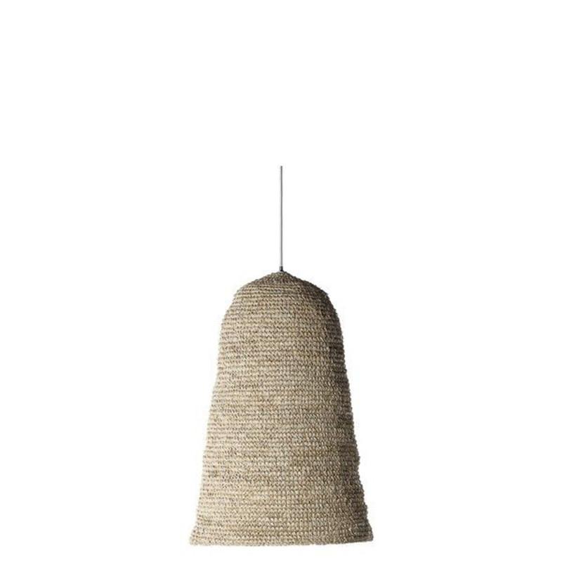 Lámpara de techo Isquia natural pequeña - BECARA