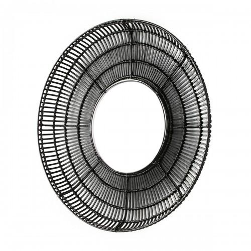 Espejo Argos negro - BECARA