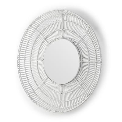 Espejo Argos blanco - BECARA