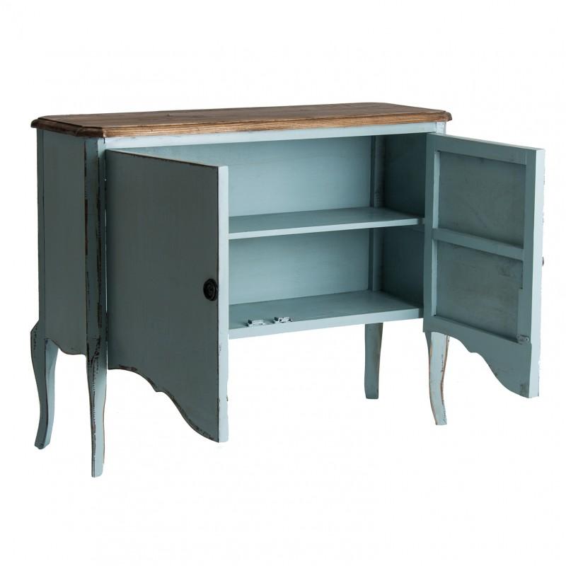 Blue Asis sideboard