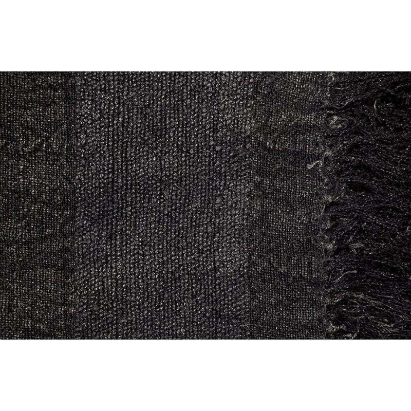 Dark grey Narvil plaid