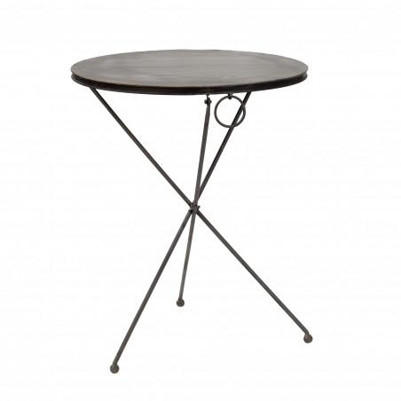 TRIPODE LEG ROUND TABLE