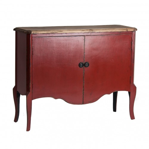 Red Asis sideboard