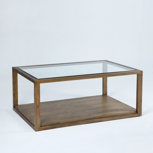 Natural Norman coffee table