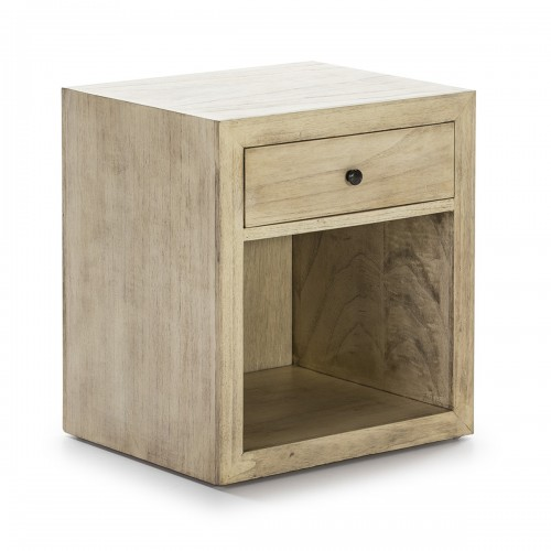 White Marion bedside table