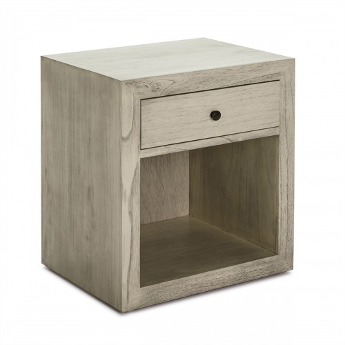 Grey Marion bedside table