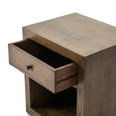 Natural Marion bedside table