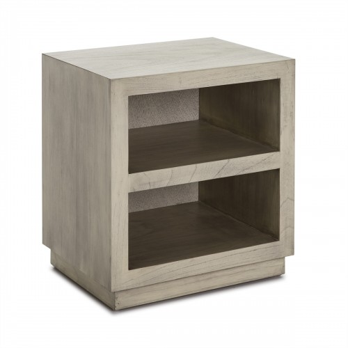 Grey Honey bedside table