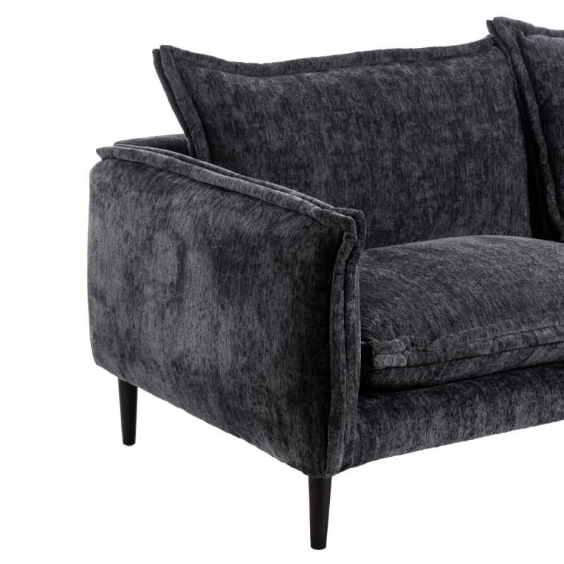 Dark grey Houston sofa