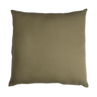 Green Bali floor cushion