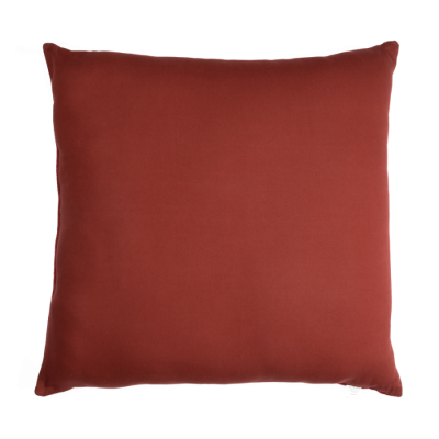 Red Bali floor cushion
