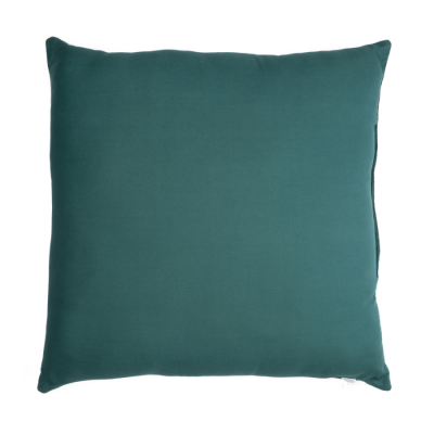 Blue Bali floor cushion