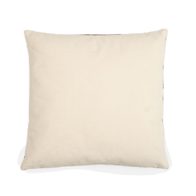 Small multicoloured Crewel cushion