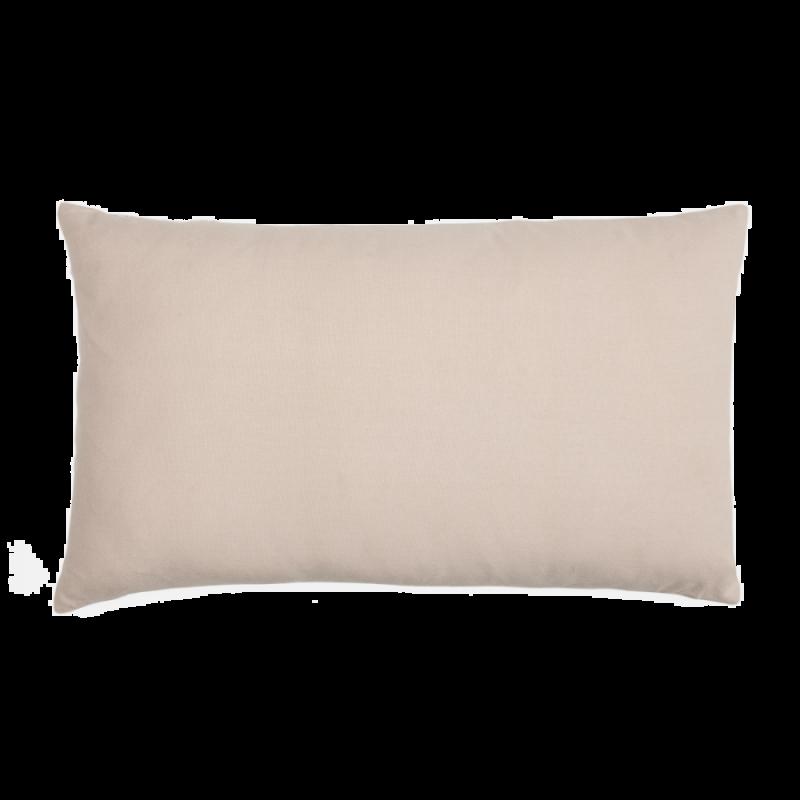Rectangular Crewel cushion