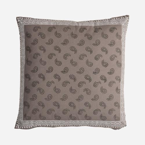 Tezu white line cushion