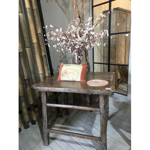 Antique grey table