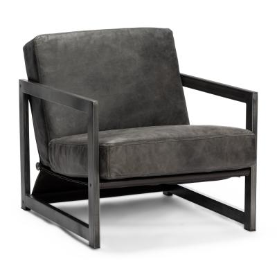 Abha ebony armchair