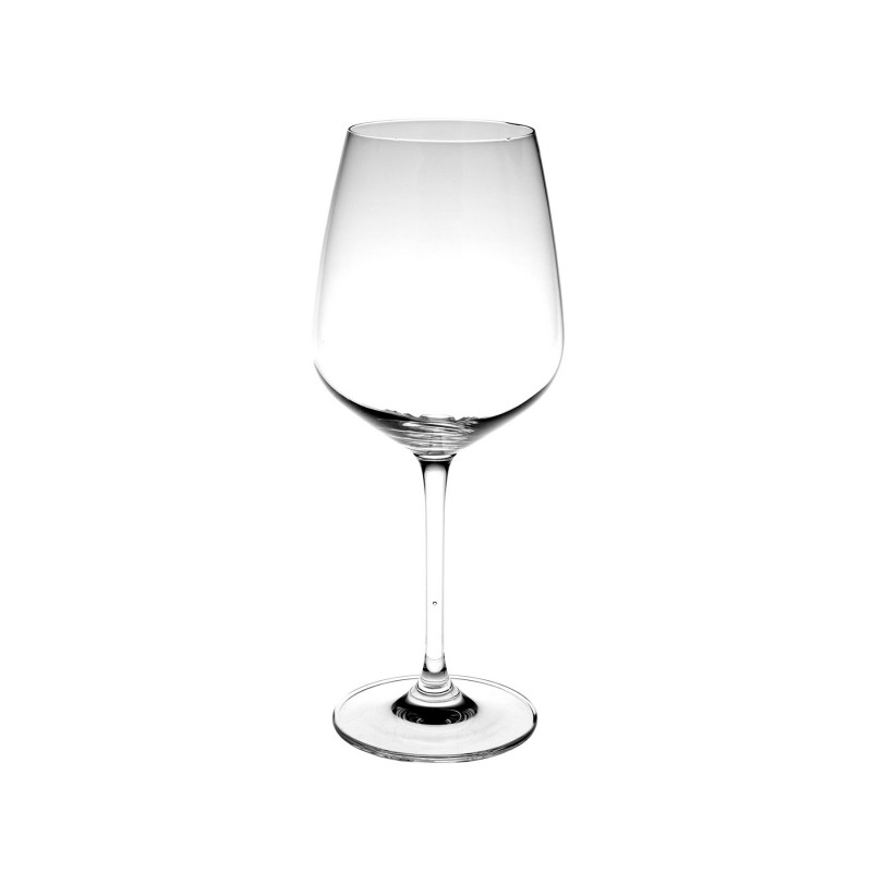 Bordeaux wine glass