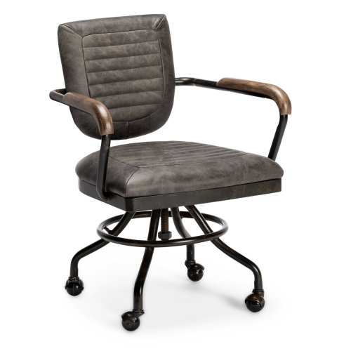 Octavio ebony chair