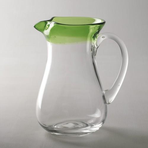 Green edge jug