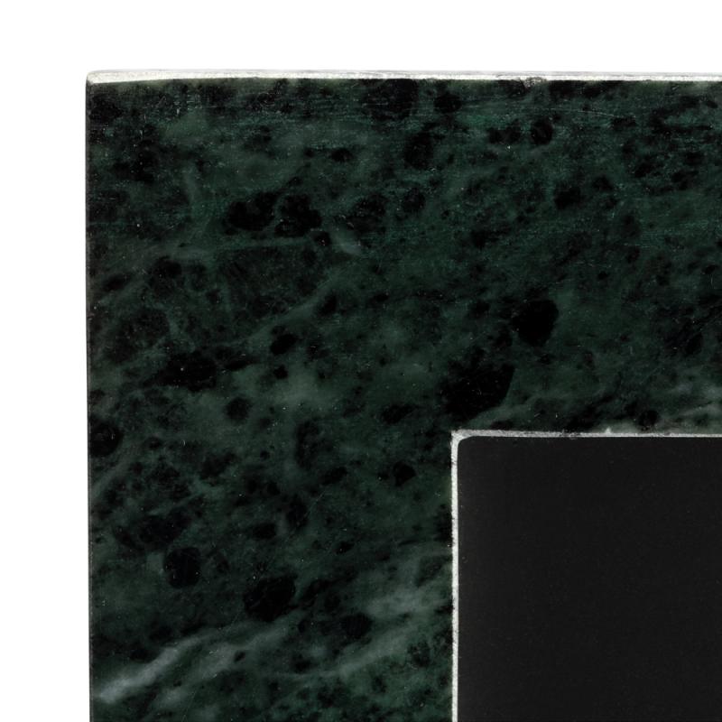 Marcos de foto de mármol verde - BECARA