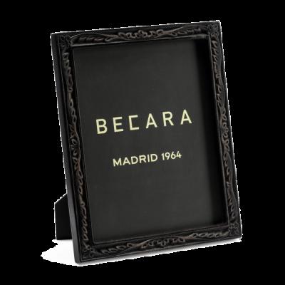 Marcos de foto negro/marrón - BECARA