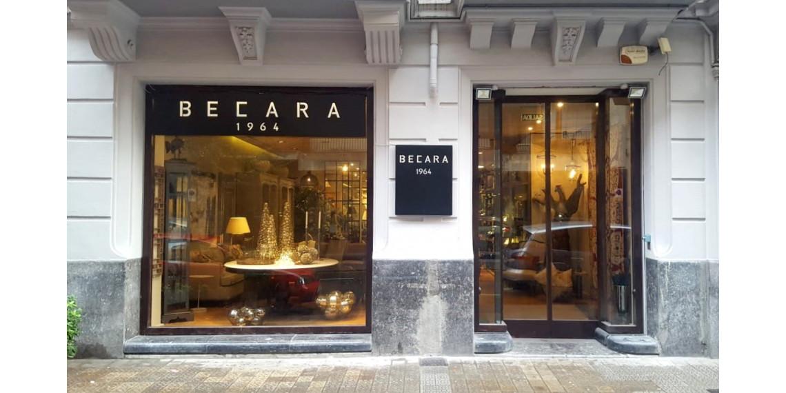 BECARA abre tienda en Bilbao
